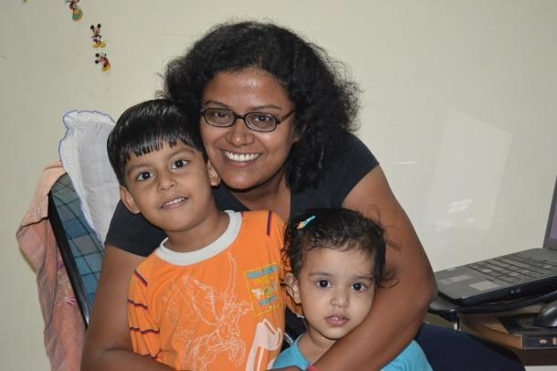 The One Thing : Abha, Meera and Kabir...