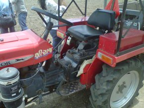 Mini-Tractors: Potential to transform Indian Farmer's life