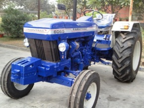 Farm Mechanization in India