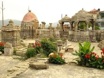 Baleshwar Temples, Champawat, Uttarakhand (10th cent.)