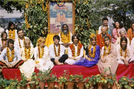 Beatles at Rishikesh