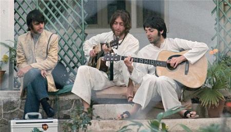 Beatles at Rishikesh3