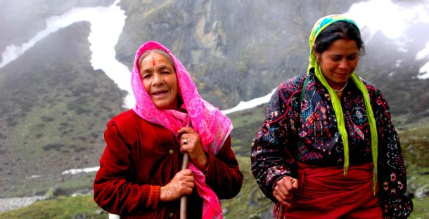 Women of kumaon