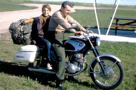 Zen and the art of Motorcycle Maintenance - The Movie