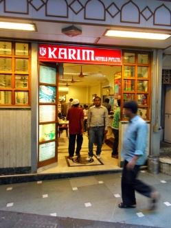 Karim's Old Delhi