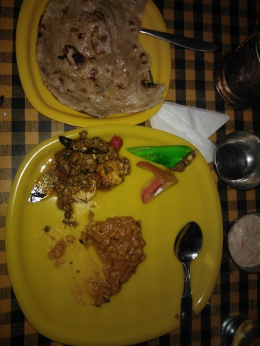 Best meal in Bihar, Zaika @ Chapara...