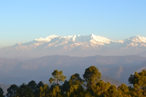 Morning in the Mountains : Uttarakhand (Pithoragarh, Kumaon)