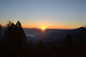 Aruna – Rising of the sun : Himalayas, Uttarakhand