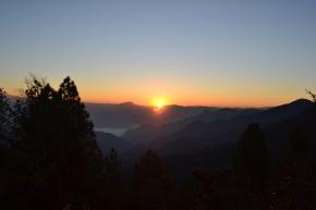 Aruna – Rising of the sun : Himalayas,Uttarakhand