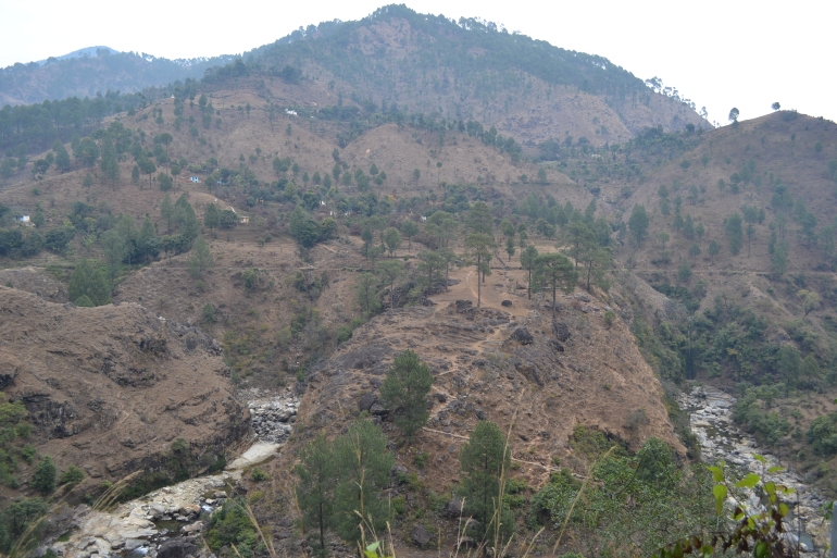 When two become one (Nikon DSLR D3100), Thal, Pithoragarh, Uttarakhand