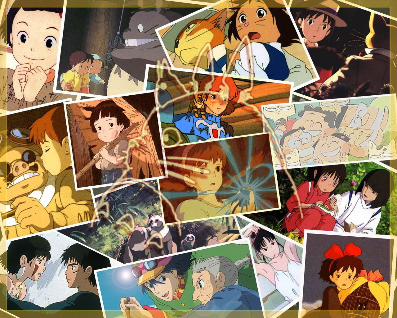 Studio Ghibli Filme