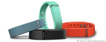 Fitbit Flex wristband for healthy lifestyle