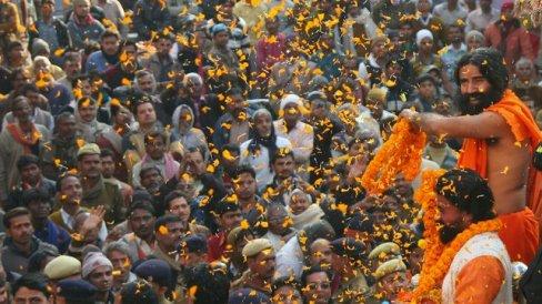 MahaKumbhaMela 2013 Swami Ramdev