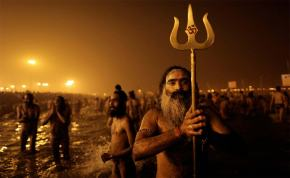 Maha Kumbha Mela 2013, Allahabad : The Greatest and Largest gathering of Humans at one place on the Plant Earth
