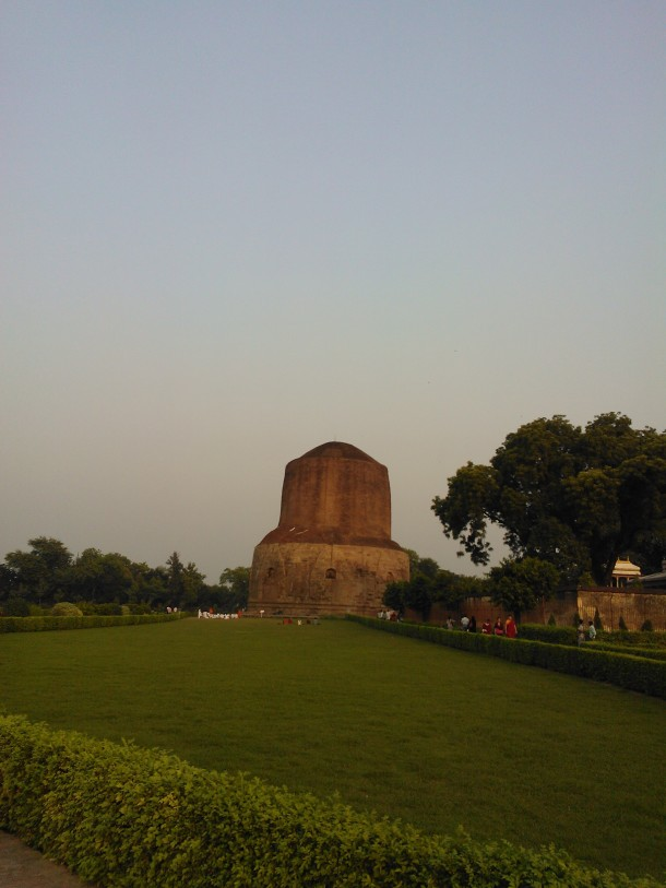 In Search of Peace @ Sarnath