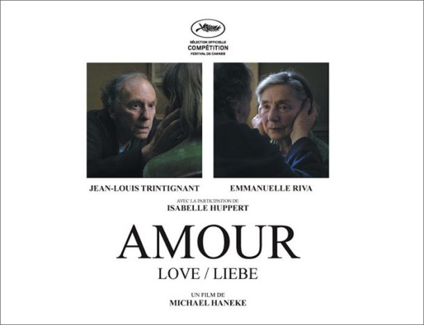 Amour - Winner of Best Foreign Film at Oscar 2013