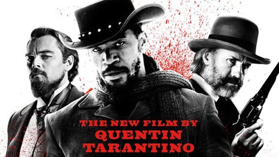 Quentin Tarantino gets the Oscar for Best Original Screenplay for Django Unchained