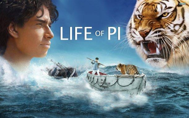 Life of Pi, Winner of 4 Oscar award 2013