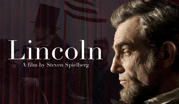 Lincoln - The 2012 Movie : Daniel Day-Lewis wins Oscar for Best Actor - his 3rd such performance