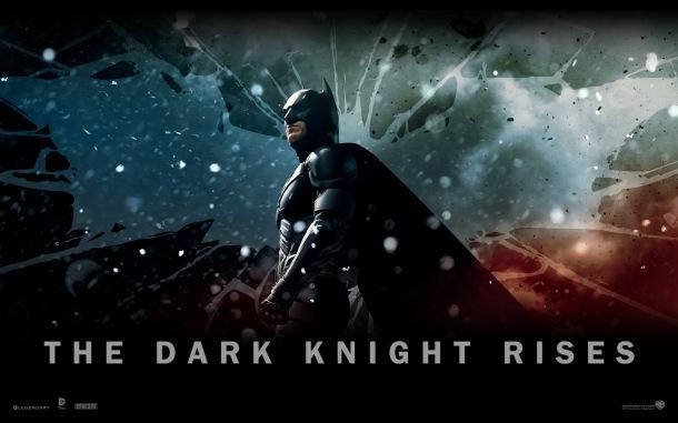 The Dark Knight Rises - Christopher Nolan's Batman movie
