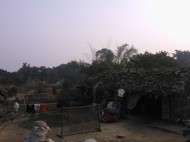 Home, a Village in Basti, Uttar Pradesh, India