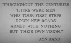 DailyBookQuote 20May2013 Ayn Rand's Atlas Shrugged