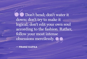 #DailyBookQuote 29May2013 : Franz Kafka'sAmerika
