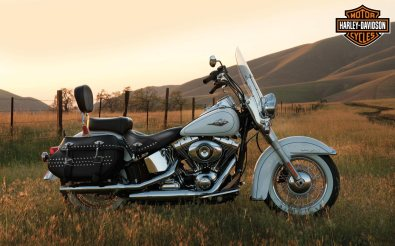 Harley Davidson 'Heritage Softail Classic'