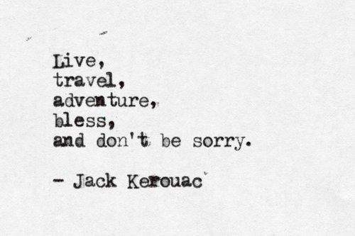 jack kerouac s on the road Jack kerouac: jack kerouac (1922–69) was an american novelist,  included the beat characters in jack kerouac's on the road (1957), the dharma bums .