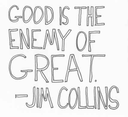 Jim Collins 'Good to Great'