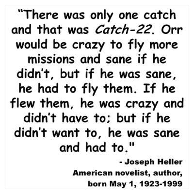 Joseph Heller Catch-22