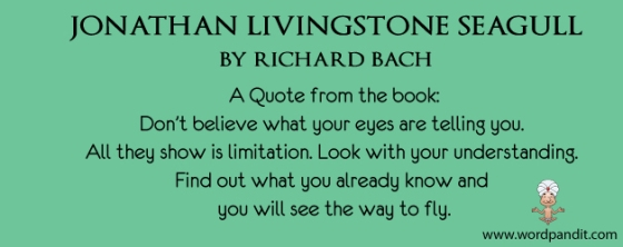 Richard Bach's Jonathan Livingston Seagull