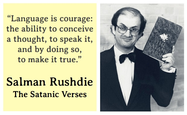 SALMAN RUSHDIE QUOTES ON LOVE buzzquotes.com