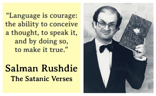 Salman Rushdie's The Satanic Verses