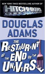 The Restaurant at the End of the Universe 3 - Douglas Adams