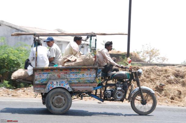 Chhakda Bike-Cab
