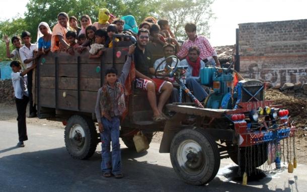 Jugaad Bus