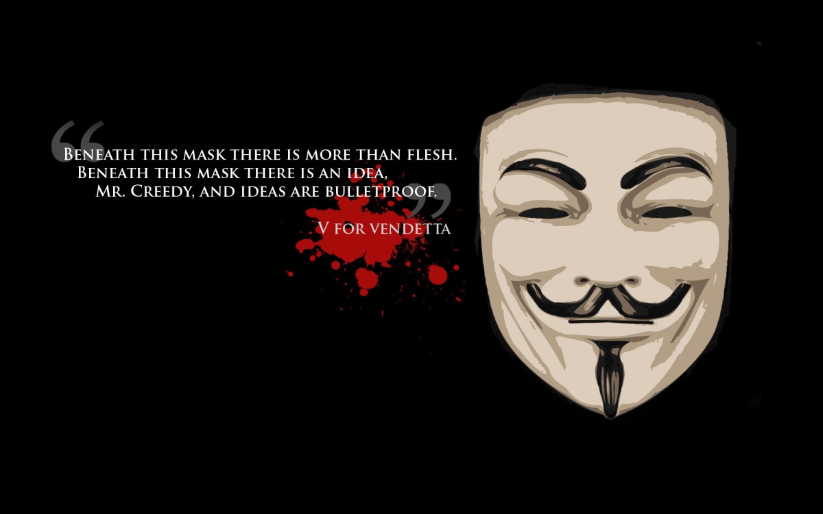 v for vendetta film essays