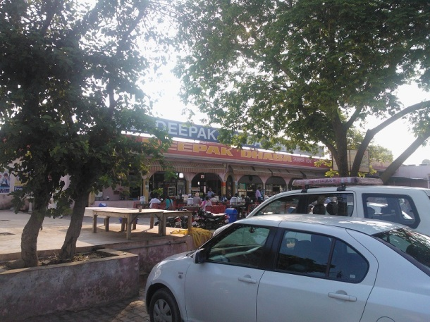 Deepak Dhaba - Amazing food