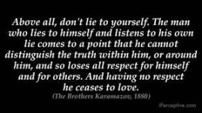 #DailyBookQuote 16Jul13 : Fyodor Dostoevsky's The BrothersKaramazov