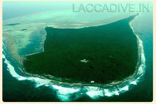 Kalpeni Islands, Lakshadweep : The intial potential targets of Global Warming