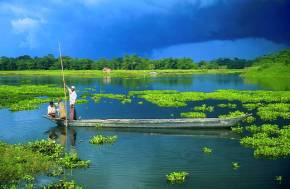 #Indian Natural Wildlife Habitat : Its a #Catch-22 (Part I) Majuli Island, Assam (North Eastern India)