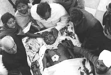 1948, 30th January - Death of an Icon - Mohandas Karamchand Gandhi