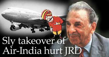 1953 Start of Economic Mismanagement - Nationalization of Air India