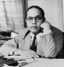 1956 Father of Indian Constitution Dr B R Ambedkar converts to Buddhism along with 385000 followers