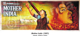 1957 Release of Mother India - One of the finest Indian Movie ever
