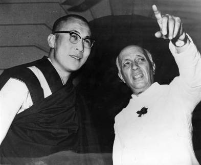 1959 China attacks Tibet and HH Dalai Lama comes to India