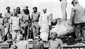 1965 India defeats Pakistan - Prime Minister Lal Bahadur Sastry dies mysteriously in Russia