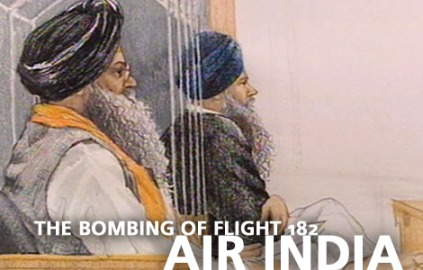 1985 Air India Flight 182, a Boeing 747, blows up 31,000 feet (9,500 m) above the Atlantic Ocean, south of Ireland, killing all 329 aboard.