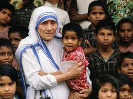 1997 Mother Teresa of Calcutta dies of heart failure in Kolkata.